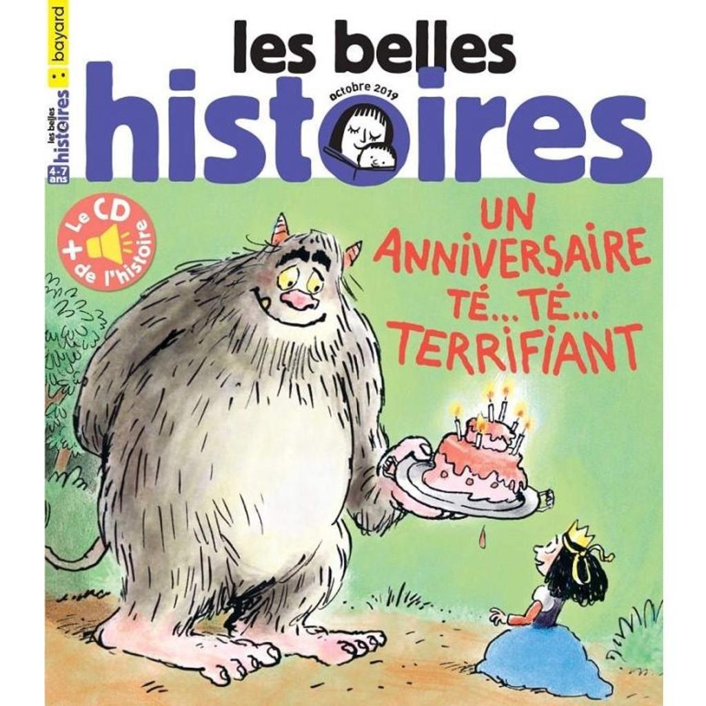 Les Belles Histoires   Sanerot, Georges. Directeur de publication