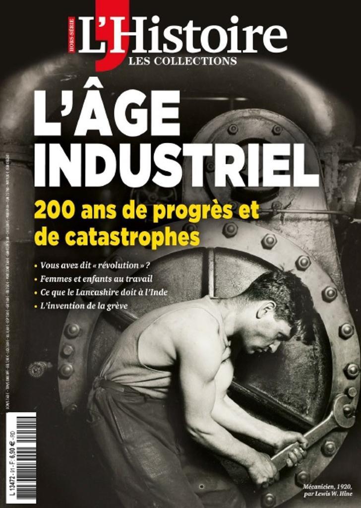 L' Histoire | Verret, Thierry. Directeur de publication