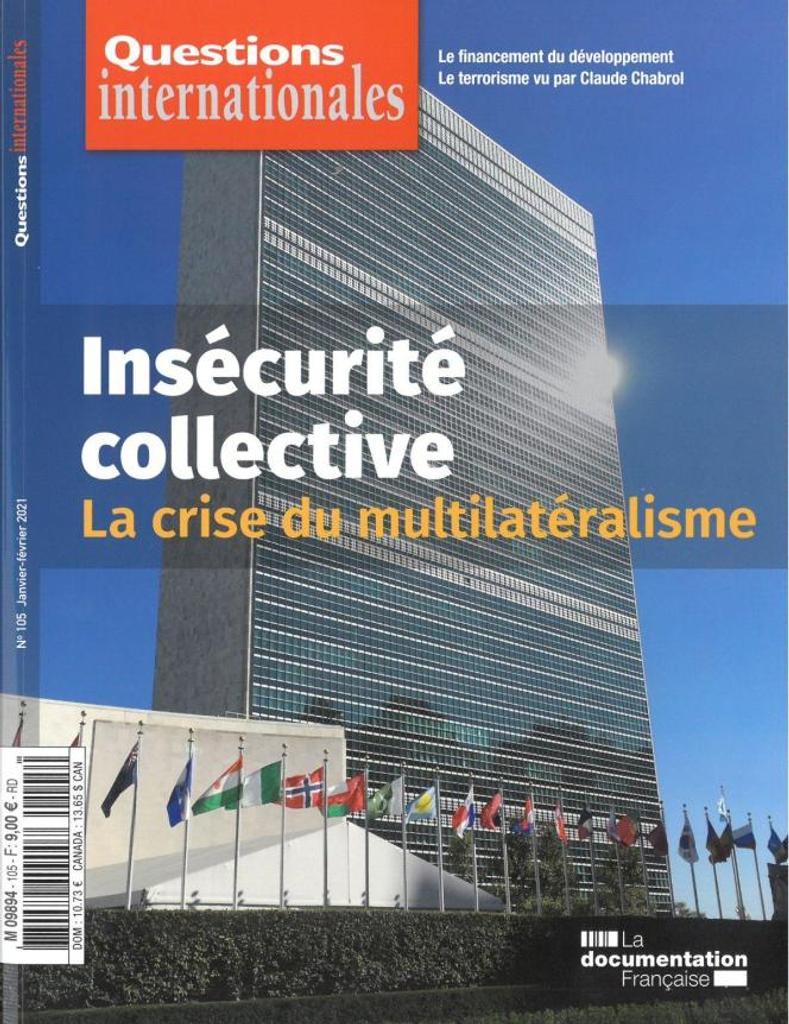 Questions internationales   Sur, Serge