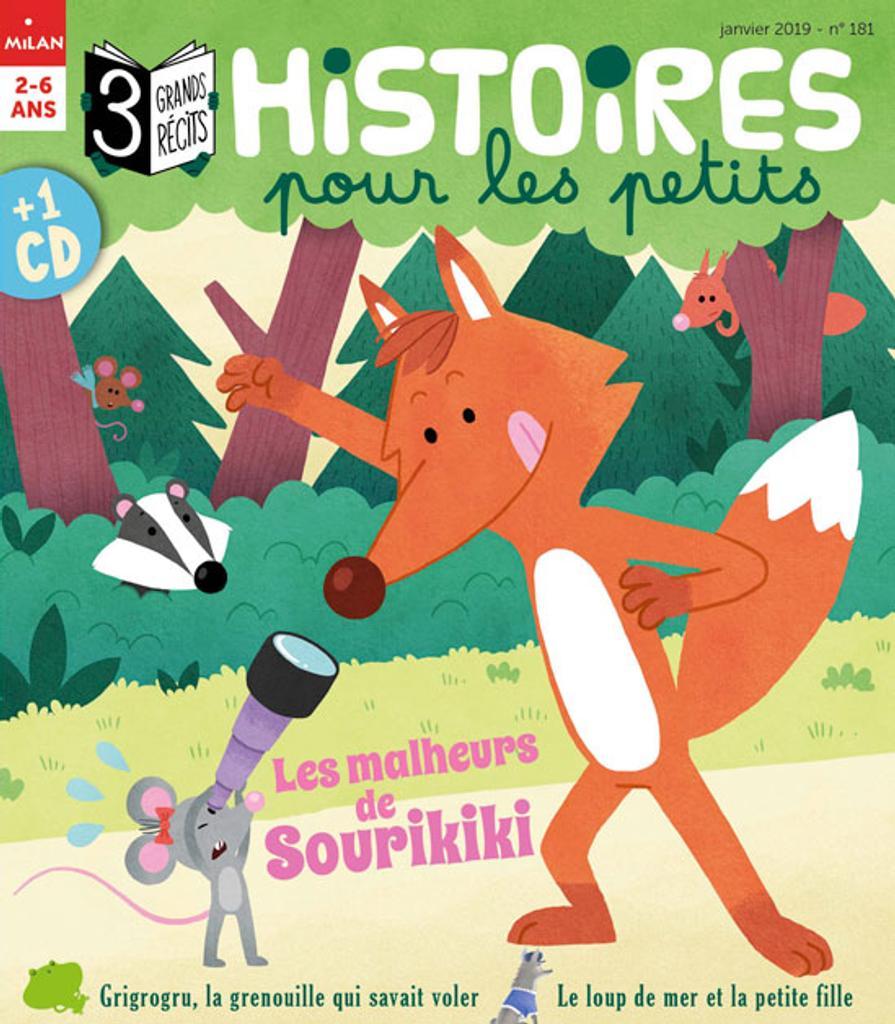 Histoires pour les petits | Sanerot, Georges. Directeur de publication