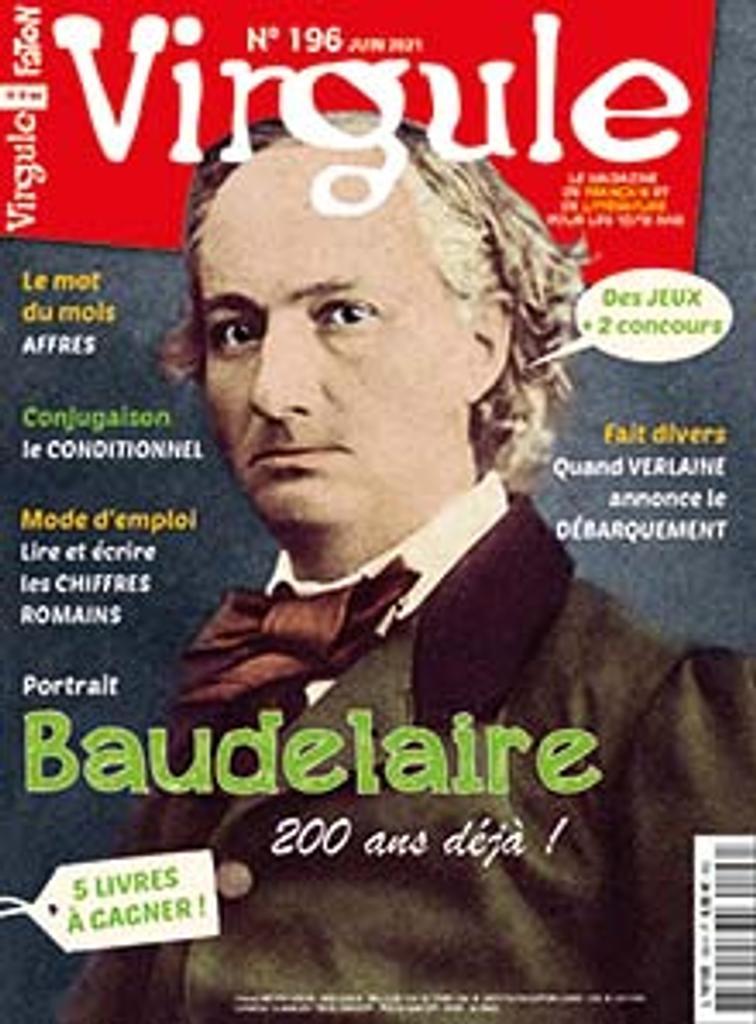 Virgule   Fabre-Faton, Pierrette. Directeur de publication