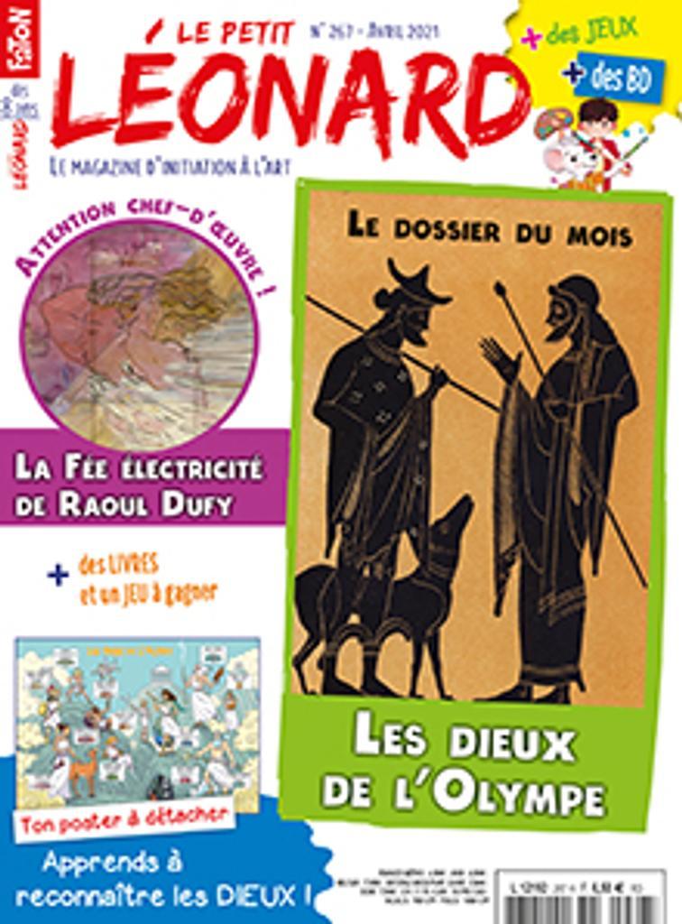 Le petit Léonard   Faton-Boyancé, Jeanne. Directeur de publication