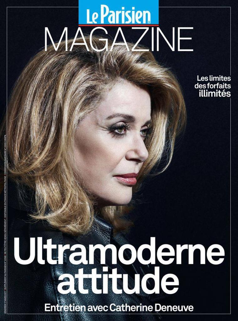 Le Parisien magazine | Amaury, Marie-Odile (1939-....). Directeur de publication