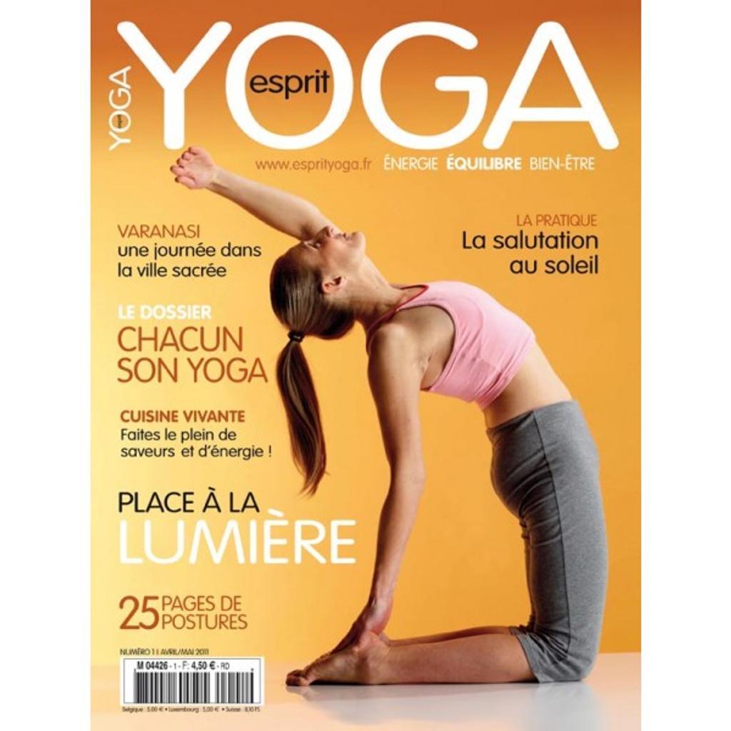 Esprit yoga / directeur de la publication Valérie Fouassier  