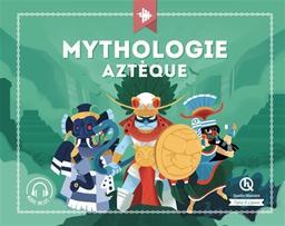 Mythologie aztèque | Baron, Clémentine V.. Auteur