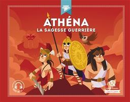 Athéna | Crété, Patricia. Auteur