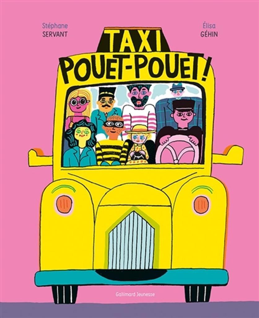 Taxi pouet-pouet ! |