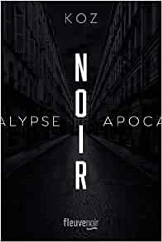 Noir / Koz, auteur |