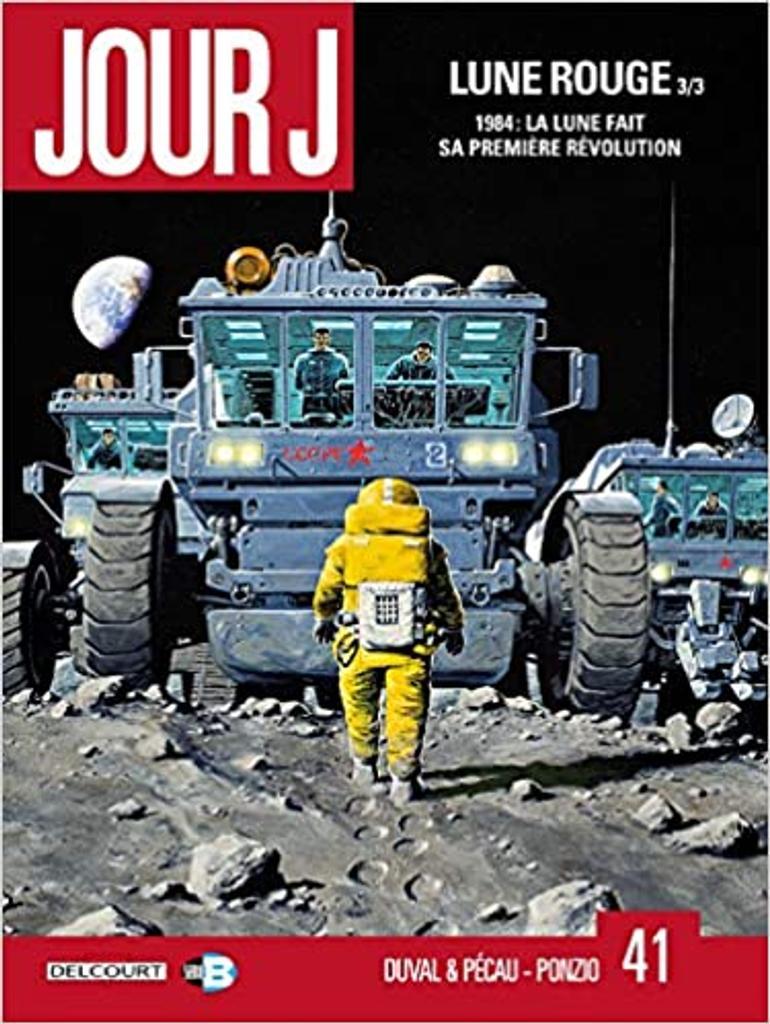 Lune rouge 3/3 : 1984 : la lune fait sa première révolution |