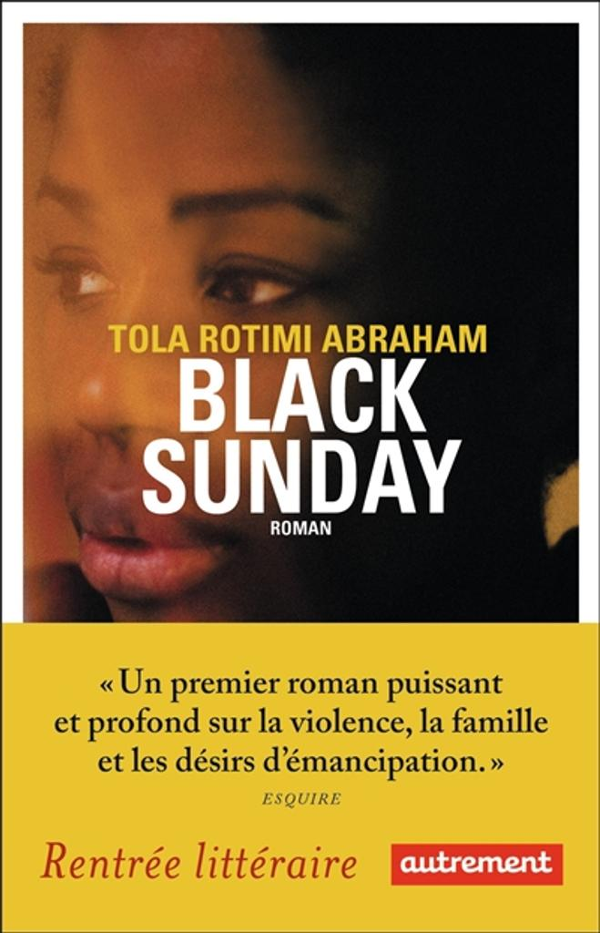 Black sunday / Tola Rotimi Abraham |