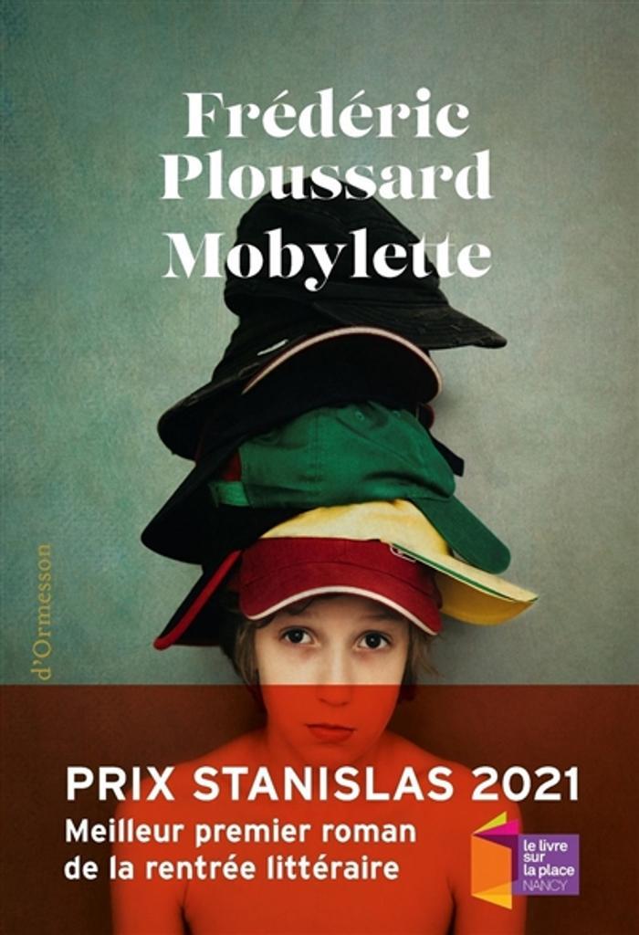 Mobylette / Frédéric Ploussard |