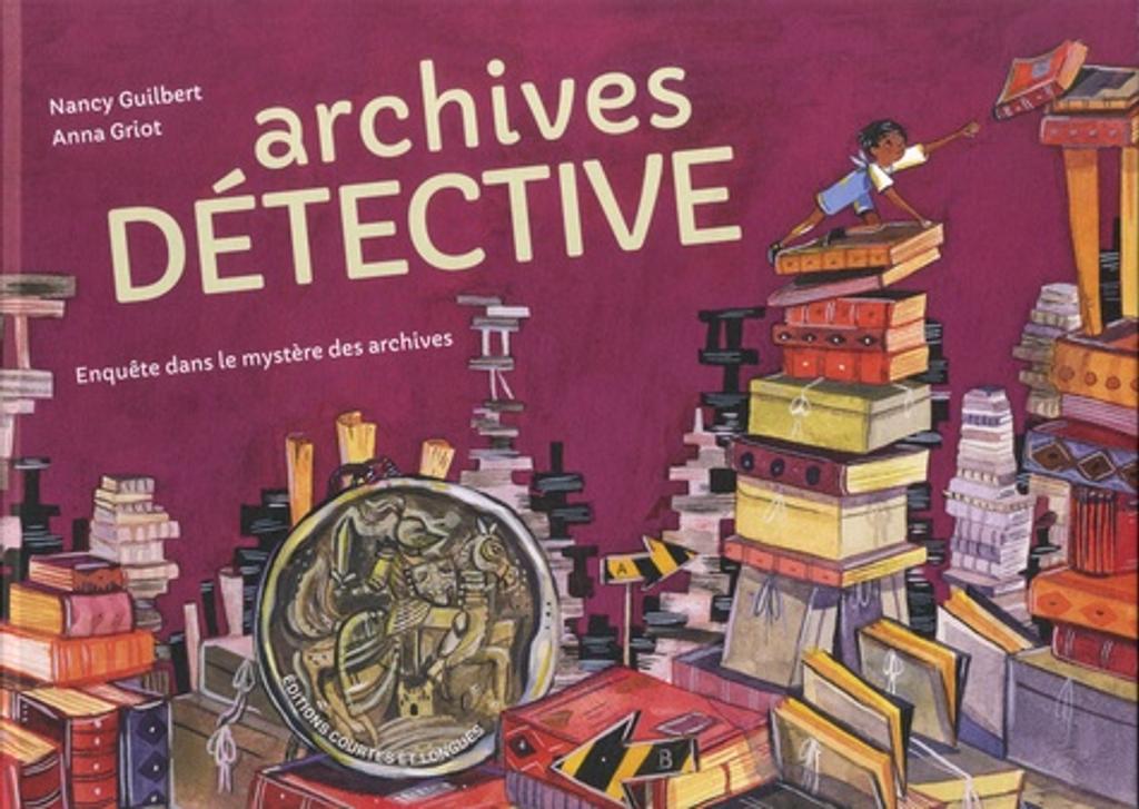 Archives détective : enquête dans le mystère des archives |